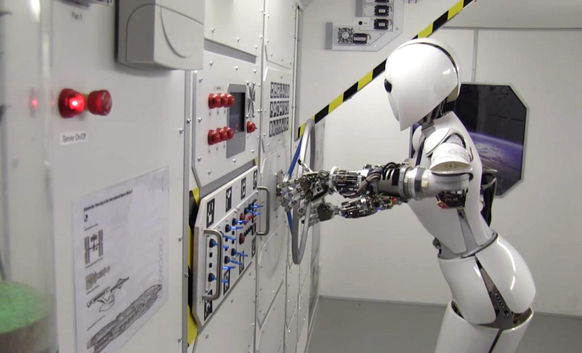 AILA – humanoid designed to assist astronauts