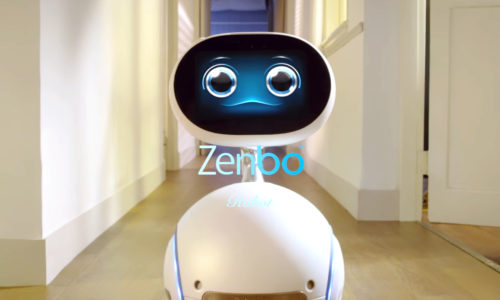 Zenbo – Asus home robot for just $600