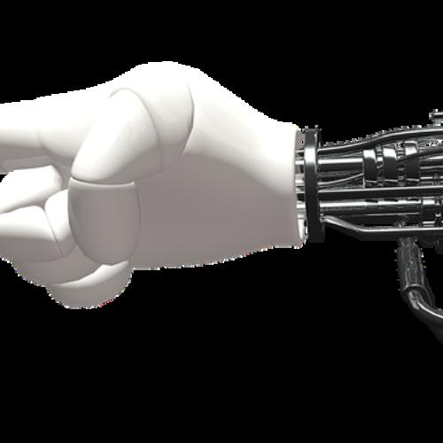 Gentle as robot's hand?