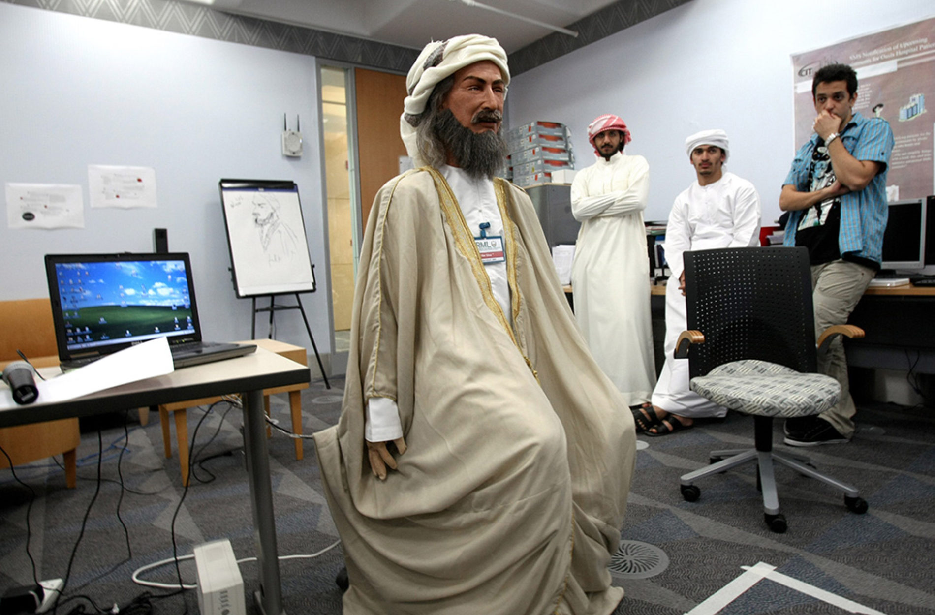 Ibn Sina Robot