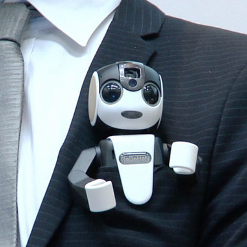 RoboHon. Cute robot – smartfon