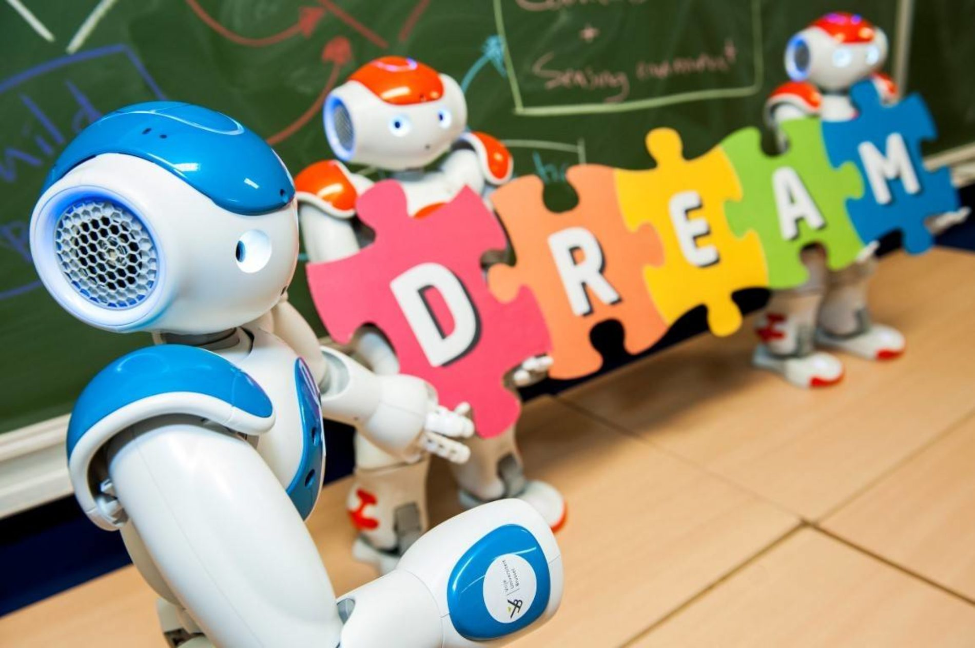 The Dream Project – robots are helping children with autism