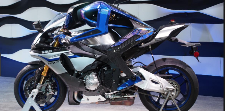 Meet Motobot, The Motorbike Racing Robot