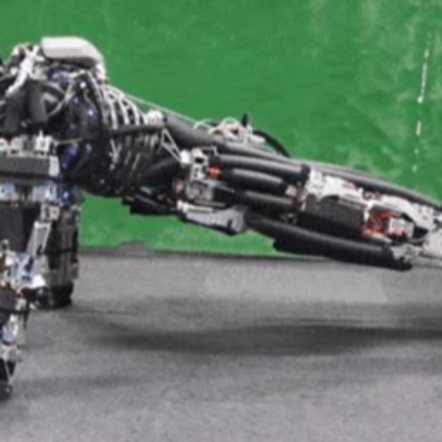 Kengoro, The Most Advanced Humanoid Robot Yet