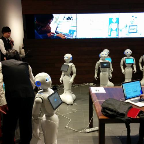 Kengoro, The Most Advanced Humanoid Robot Yet