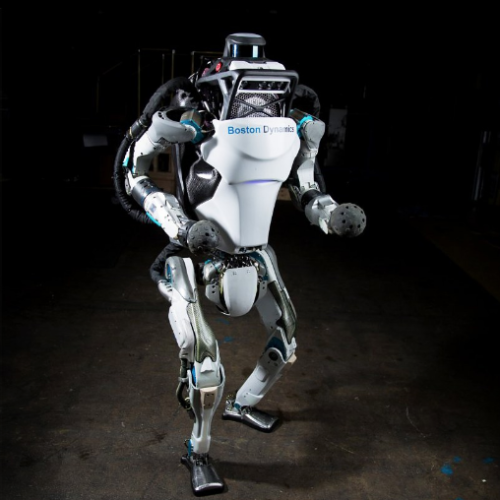 How Have Boston Dynamics Improved Atlas Even Further?