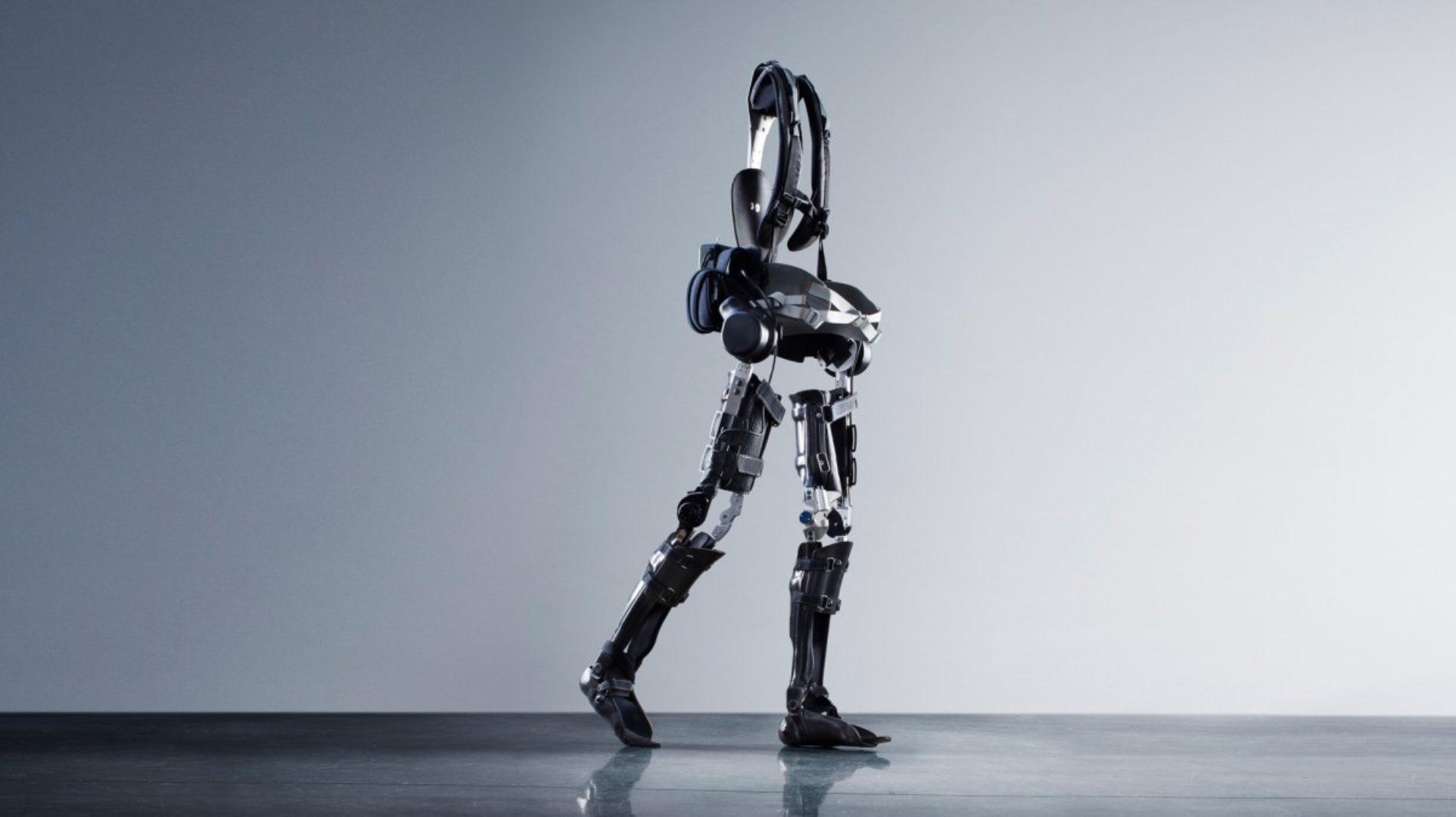 Exoskeleton – Chance to be Iron Man?