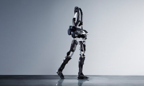 Exoskeleton – Chance to be Iron Man?