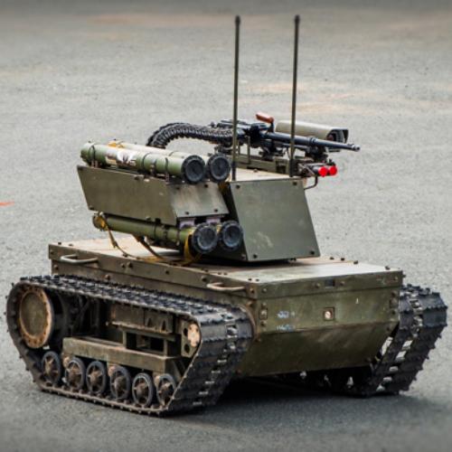 """Military """"Bot-Tober Fest"""""""