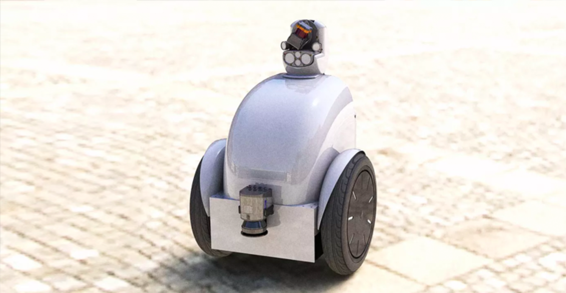 Jack Rabbot the Delivery Robot