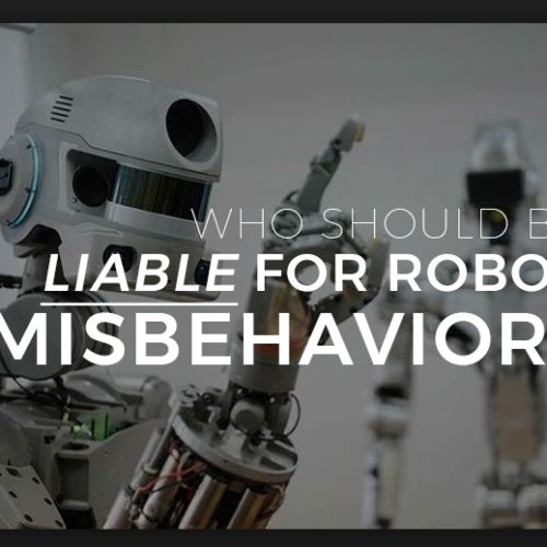 Fighting For Robots Rights