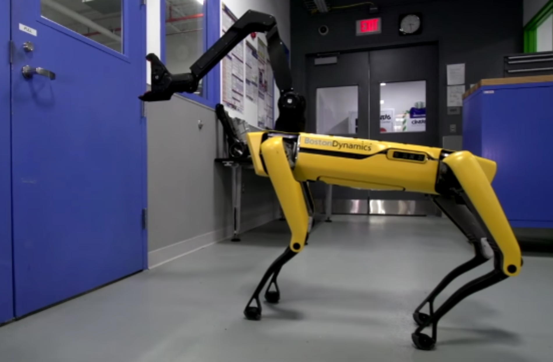 Boston Dynamics goes Commercial