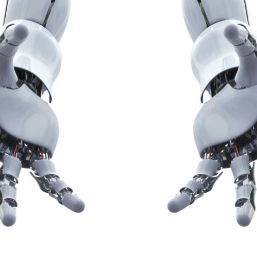 Self-Healing Robot Hands