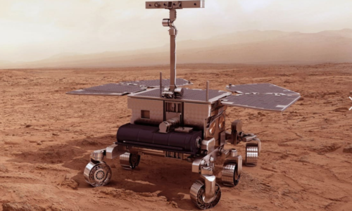 Robots Designed For Life on Mars!