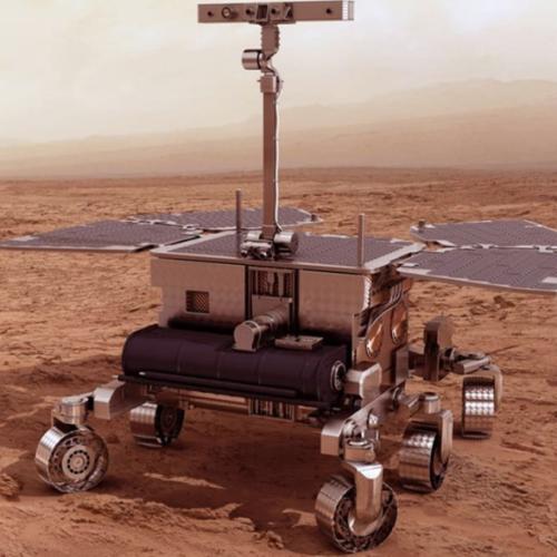 Robots Designed For Life on Mars!