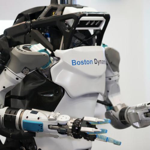 Boston Dynamics Atlas Becoming a Ninja!