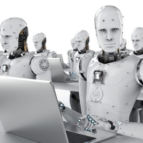 Robots That Can Look Like You